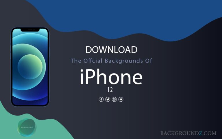 Download Official iPhone 12 Backgrounds with a Direct Link