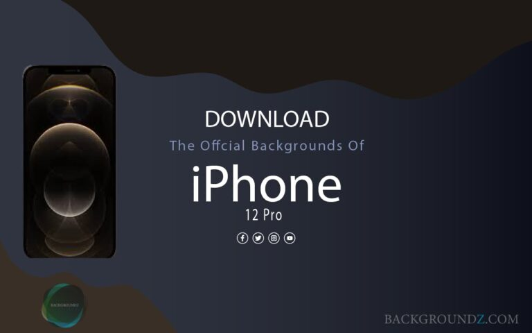 Download Official iPhone 12 Pro Backgrounds with a Direct Link