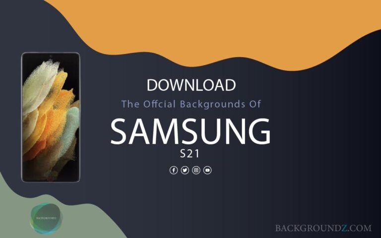 Best Official Samsung Galaxy S21 Backgrounds