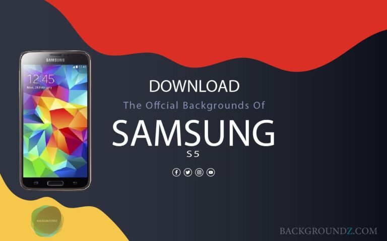 Best Official Samsung Galaxy S5 Backgrounds