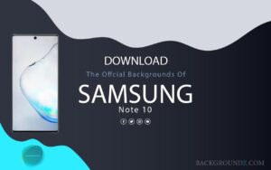 Best Official Samsung Galaxy Note 10 Backgrounds