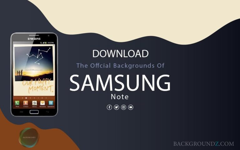 Samsung Galaxy Note Backgrounds