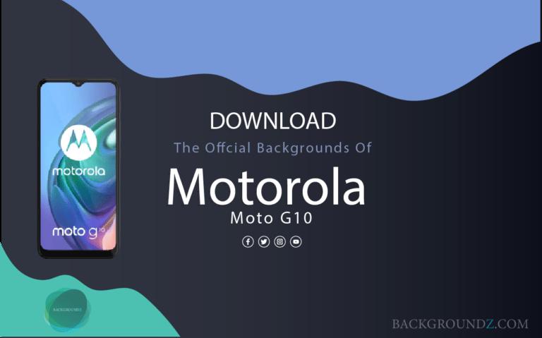 Motorola Moto G10 Backgrounds