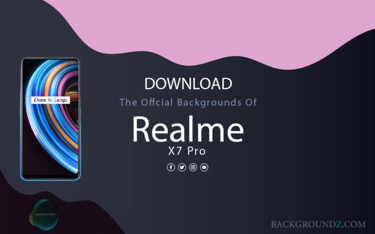 Realme X7 Pro Backgrounds