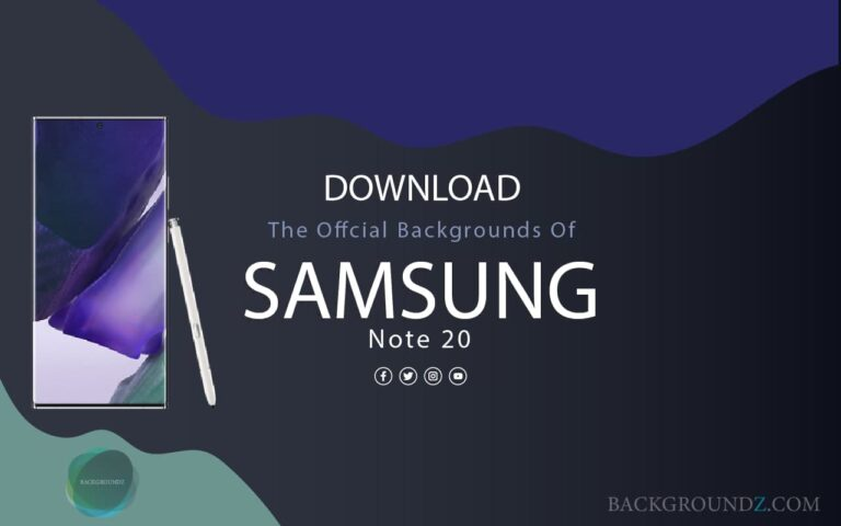 Samsung Galaxy Note 20 Backgrounds
