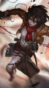 Attack On Titan Backgrounds, Anime Backgrounds 2021