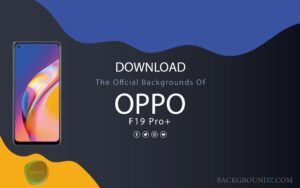 Best Official Oppo F19 Pro+ 5G Backgrounds
