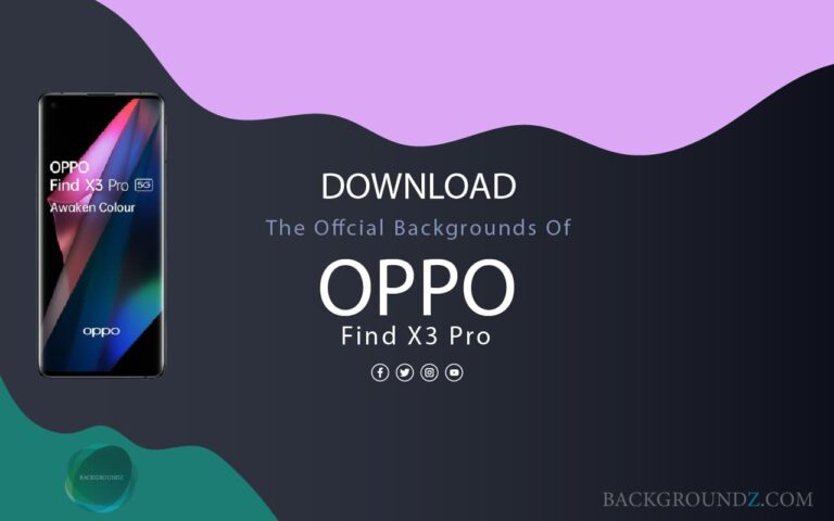 Best Official Oppo Find X3 Pro Backgrounds