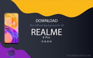 Best Official  Realme 8 Pro Backgrounds
