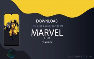 New Exclusive Marvel Backgrounds 2021