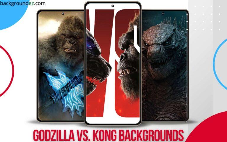 The Best Godzilla vs. Kong backgrounds 2021