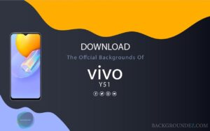 Best Official Vivo Y51 Wallpapers