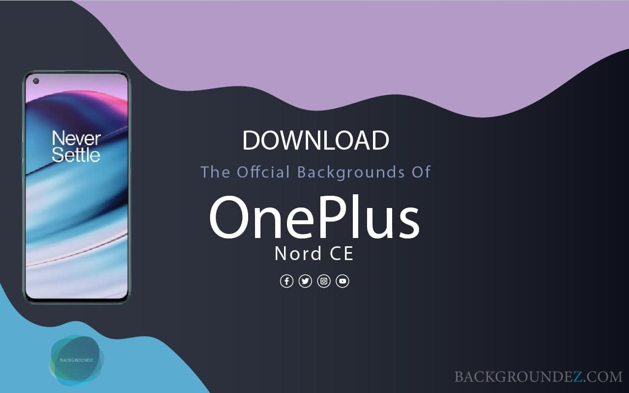 OnePlus Nord CE 5G Wallpapers