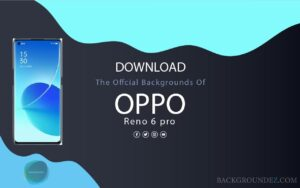Best Official Oppo Reno 6 Pro Wallpapers