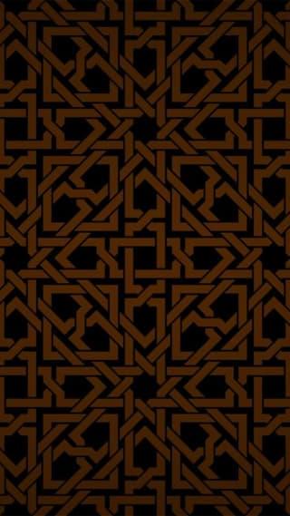 islamic pattern wallpaper