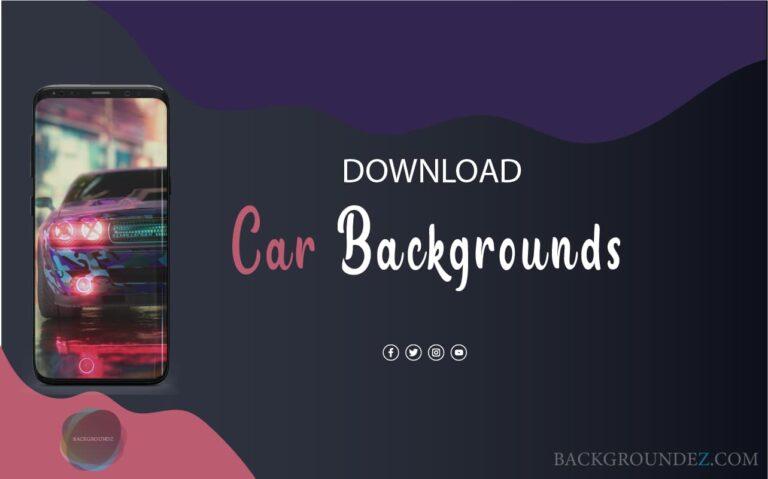 Car Backgrounds 4k
