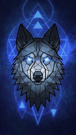 Wolf Background