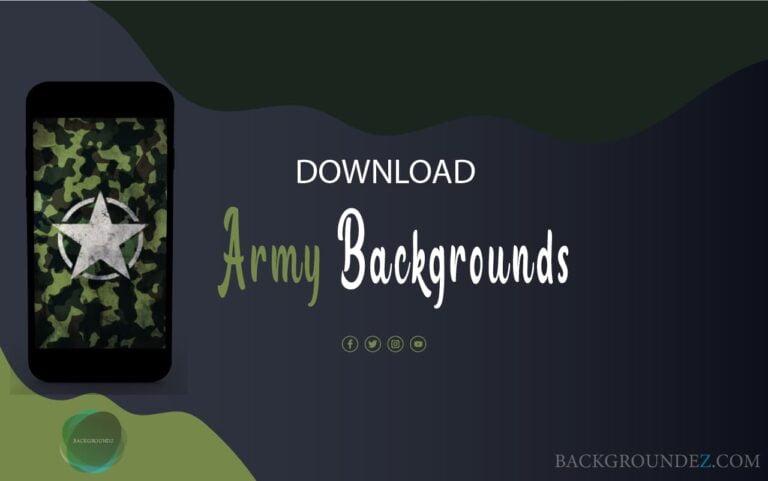 Army Backgrounds 4K