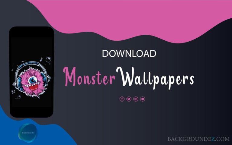Monster Wallpapers
