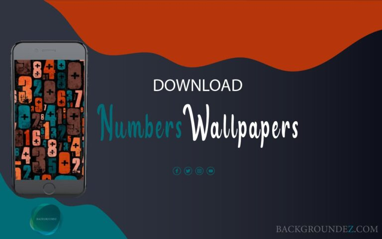 Numbers Wallpapers For Phones